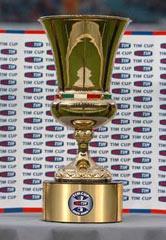Il trofeo Tim Cup