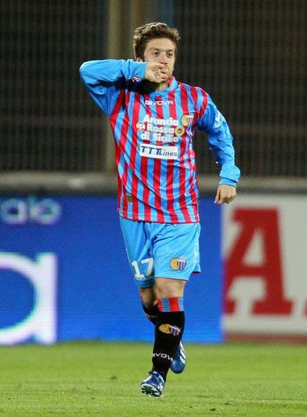 """""""El Papu"""" Goomez: sette reti in campionato (Foto: M.Lagana)"""