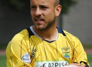 Il difensore Fabio Tito