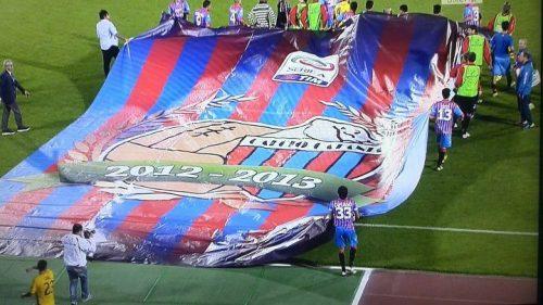 Catania 2012-2013: emozioni incancellabili
